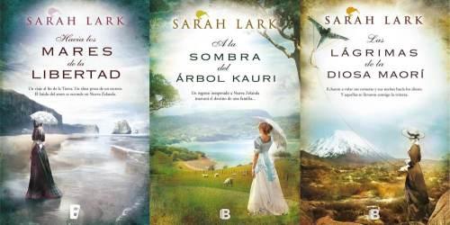 Trilogía del Árbol Kauri Sarah Lark Nahia Nebra